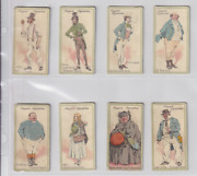 1912 John Player Cigarette Cards Characters From Dickens - Imperial Tobacco S1