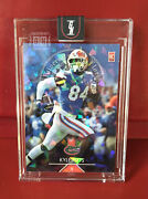 Kyle Pitts Rookie Card Shattered Glass / Generation Next Ultra / 29
