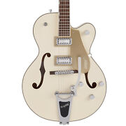 Gretsch G5410t Limited Edition Electromatic Tri-five Vintage White And Casino Gold