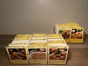 2000+ Vintage My Great Recipe Card Library Index 1-33 2 Cases 1980and039s