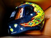 Agv Pista Gp R Rossi 20 Years - 20th Year Anniversary -limited And Special Edition