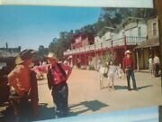 Vintage Post Card Knottand039s Berry Farm Ghost Town California.