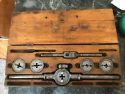 Antique Champion Blower And Forge Industrial Dies Lancaster Pa 1892