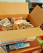 8 + Pound Of Costume Jewery Mostly Watches Earrings Necklaces Bangles Etc