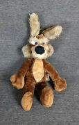 Vintage 1971 Warner Bros Characters Wile E. Coyote - Mighty Star 19andrdquo Plush