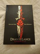 Dragonlance Chronicles Special 1st Ed Weis And Hickman 2006 Hardcover Autographed