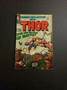 June 1965 Marvel Journey Into Mystery With The Mighty Thor Stan Lee 117