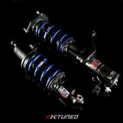 K-tuned K2-circuit Coilovers For 01-05 Civic / 02-06 Rsx - Front 14k / Rear 20k