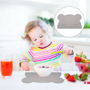 1pc Baby Placement Creative Non-skid Baby Dining Mat Foot Mat