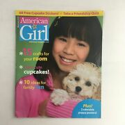 American Girl Magazine May 2010 Make Cute Cupcakes And Family Fun Ideas W Poster