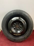 2008-2012 Honda Accord Spare Tire Compact Donut T135/80d16 Oem M736
