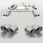 Exhaust Complete Remus Honda Civic Type 2.0l Turbo Gt 228 Kw From