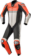 Alpinestars Missile Ignition One-piece Leather Suits 50 Blue Red White