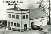 Campbell Scale Models 447 Ho Large Freight Station