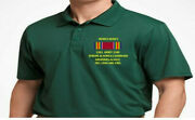 Ww Ii Ribbon Ardennes-alsace Campaign Embroidered Polo Shirt/sweat/jacket.