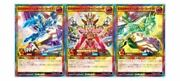 Limited To 777 Pieces Super Genie Magnum Overload Rush Special Red Ver. Set Of