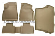 Husky Liners Classic 1st/2nd/cargo Floor Mat Tan For 2000-2006 Suburban/yukon Xl
