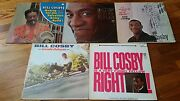 Lot Of 5 Comedy Lps Records Bill Cosby Wonderfulness It's True Hooray Child More