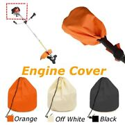 1 Pcs Engine Covers Waterproof Dustproof Cover For Grass Trimmer Edger Pole Saw.
