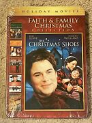 Faith Family Christmas Collection Dvd, 2013, 2-disc Set In Steel Case
