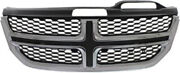 Textured Black Grille Ch1200362 For 2011-2018 Dodge Journey