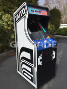 Tournament Arkanoid Arcade Machine New Full Size Video Game Spinner Guscade