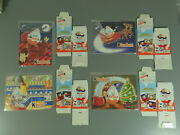 Puzzle All 4 Spielzeug-puzzle Christmas 2001, Brazil, With Boxes