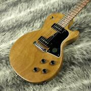 Gibson Les Paul Special Tribute P-90 Natural Walnut Satin With Good Atmosphere