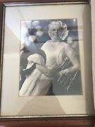 Signed Jean Harlow