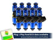 Fuel Injector Clinic 1200cc Fuel Inject Set For Ford F150 85-03/lightning 93-95