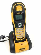 Uniden Dect 6.0 Dwx207 Waterproof Submersible Cordless Phone, Base,new Battery