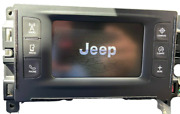 15 16 Jeep Cherokee Uconnect Am-fm Bt Radio Stereo Display Touch-screen Vp2