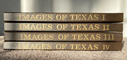 Images Of Texas By Charles Beckendorf Complete Set Vols I-iv Signed And Numbered