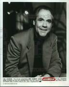 1995 Press Photo Comedian Robert Klein In Hbo Comedy Hour It All Started Here