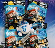 2021 Disney Parks Wishables Plush Star Wars Tours 4 Mystery Bag Set And Completer