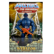 Masters Of The Universe Classics_webstor 6 Figure_exclusive Limited Edition_mip