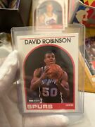 1989-90 David Robinson Psa 10 Hoops Basketball Rookie Rc 310 Nice Invest Now
