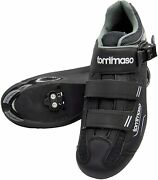 Tommaso Strada 200dual Cleat Compatible Road Bike, Touring, Indoor Cycling Shoe