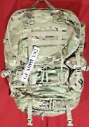 Us Military Issue Multicam Ocp Molle 4000 System Backpack Complete W Frame X1