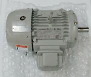 Siemens 1le23211cb314aa3 Low Volage Motor 5 Hp 208-230/460v 3 Ph 1755 Rpm