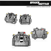 Front And Rear Oe Brake Calipers For Ford Edge Lincoln Mkx