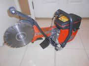 Husqvarna K760 Cut-n-break Concrete Saw Stihl Saw