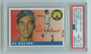 2004 Topps Heritage Al Kaline Red Autograph 29/55 Detroit Tigers - Perfect