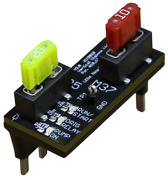 Tipm Plug-in Fuel Pump Relay Bypass System Lite2007-2018 Dodge/chrysler/jeep/vw