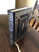 Franklin Library Wuthering Heights By Emily Bronte Rare Book Decorative