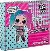 Lol Surprise 2020 Limited Edition Ootd Advent Calendar [outfit Of The Day 25+