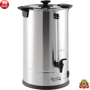 Avantco 110 Cup Electric Commercial Coffee Machine Urn Brewer Warmer Cool-touch