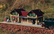 Piko 62043 G Scale Tiefenbach Station Bldg. Kit