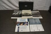 2014 Ford Escape Owners Manual With Case And Literature Free Shipping