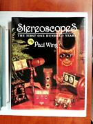 1996 Stereoscopes The First One Hundred Years By Paul Wing